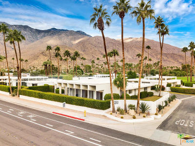 Palm Springs CA Single Family Home Contingent: $639,000