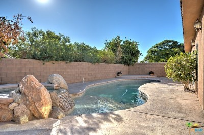 Palm Desert Country Single Family Home Contingent: 43280 Texas Avenue