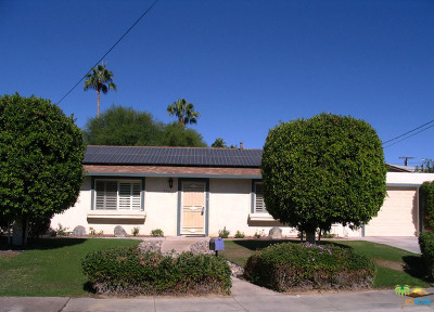 Palm Desert Country Single Family Home For Sale: 77010 New York Avenue