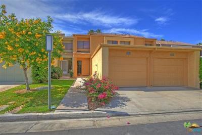 Palm Springs Condo/Townhouse Contingent: 2051 South Ramitas Way