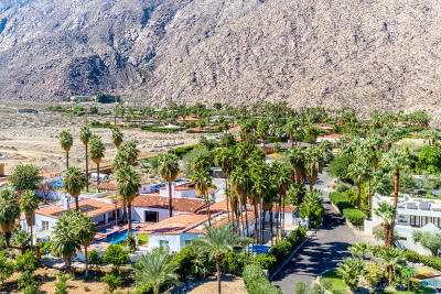Palm Springs Single Family Home For Sale: 486 West Patencio Lane