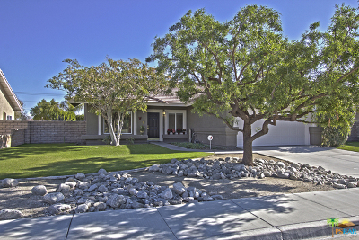 Palm Springs Single Family Home Contingent: 2162 Shannon Way
