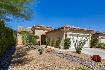 Palm Springs Single Family Home For Sale: 834 Summit Drive
