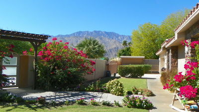 Palm Springs Single Family Home For Sale: 2780 East Vista Chino