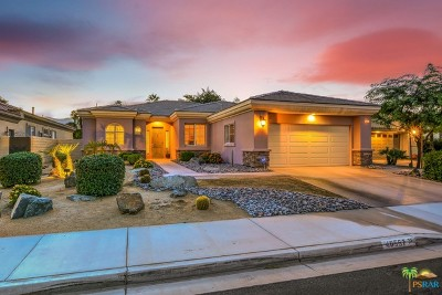 Palm Desert Single Family Home For Sale: 40557 Diamondback Drive
