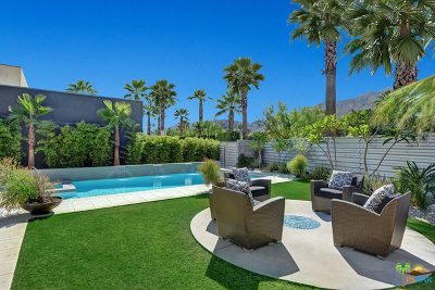 Cathedral City, Palm Springs Rental For Rent: 471 Dion Drive