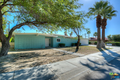 Palm Springs Single Family Home For Sale: 2070 North Whitewater Club Drive