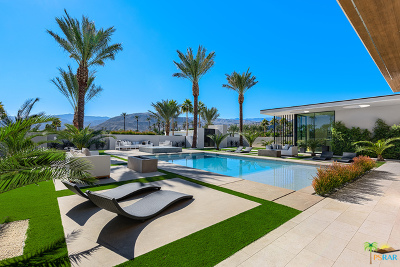 Rancho Mirage Single Family Home Contingent: 3 Makena Lane
