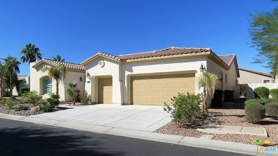 Sun City Shadow Hills Single Family Home For Sale: 80700 Camino Santa Paula