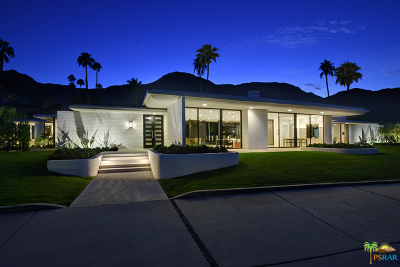 Thunderbird Heights Single Family Home Contingent: 70149 Sonora Road