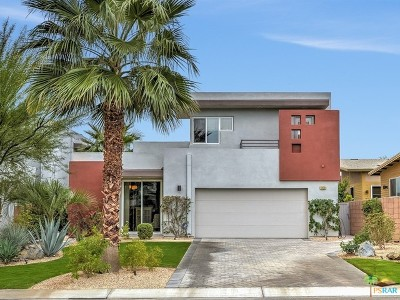 Palm Springs Single Family Home For Sale: 4958 Frey Way