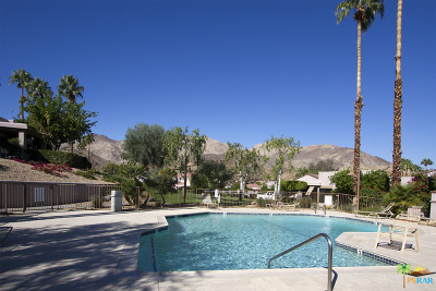 Palm Desert Condo/Townhouse Sold: 48595 Oakwood Way