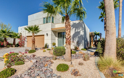 Palm Springs Single Family Home For Sale: 4929 Herzog Way
