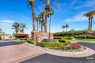 Palm Desert Single Family Home Contingent: 48450 Terrena Court