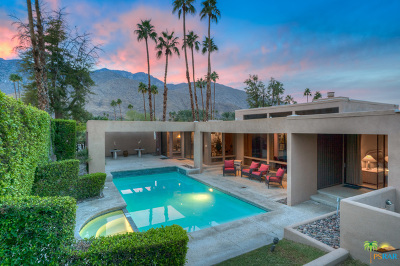 Palm Springs Single Family Home For Sale: 2400 South Caliente Drive