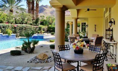 Palm Springs Single Family Home Contingent: 38420 E Maracaibo Circle