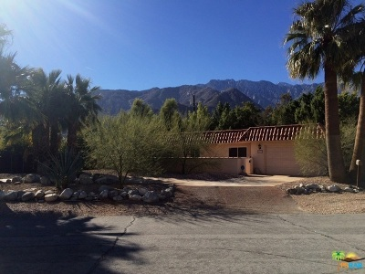 Palm Springs Single Family Home For Sale: 2533 North Junipero Avenue