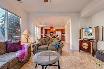 Palm Springs Single Family Home For Sale: 2846 Amatista Court