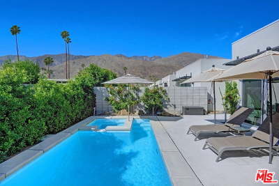 Palm Springs Single Family Home For Sale: 767 East Twin Palms Drive