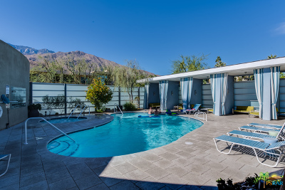 Palm Springs CA Condo/Townhouse For Sale: $355,000