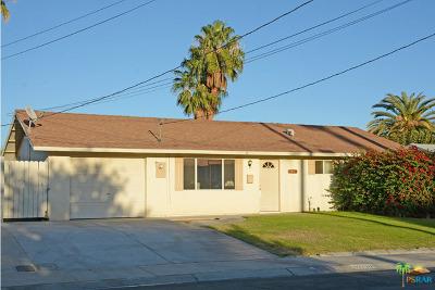 Palm Desert Single Family Home For Sale: 42720 Kansas Street