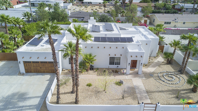 Palm Springs Single Family Home For Sale: 2830 North Biskra Road