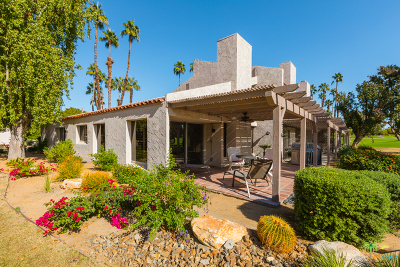 Rancho Mirage Condo/Townhouse For Sale: 35096 Mission Hills Drive