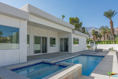 Palm Springs Single Family Home For Sale: 2950 North Puerta Del Sol