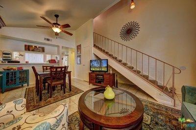 Rancho Mirage Condo/Townhouse Contingent: 69628 Heather Way