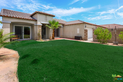 Palm Springs Single Family Home For Sale: 894 Summit