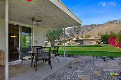 Palm Springs Single Family Home For Sale: 1588 Bolero Circle
