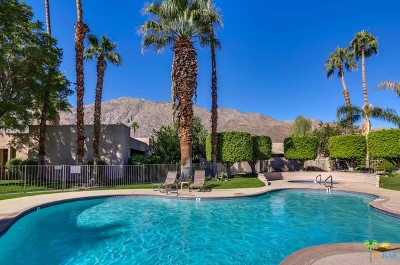 Palm Springs Condo/Townhouse For Sale: 843 East Arenas Road