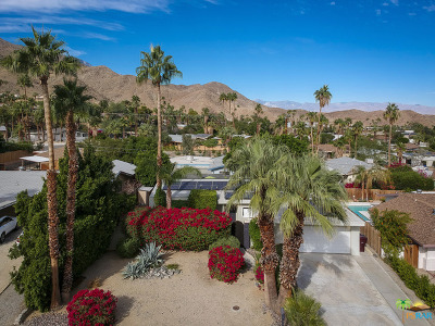 Cathedral City Single Family Home For Sale: 39281 Bel Air Drive