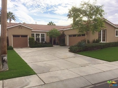 La Quinta Single Family Home For Sale: 60620 Living Stone Drive