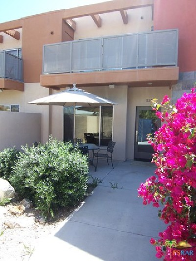 Palm Springs Condo/Townhouse For Sale: 1524 North Via Miraleste