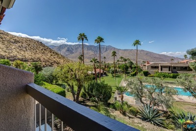 Palm Springs Condo/Townhouse For Sale: 3756 East Bogert