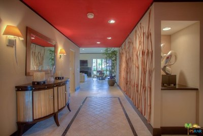 Rancho Mirage Single Family Home Contingent: 9 Barnard Court