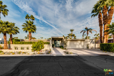 Palm Springs Single Family Home For Sale: 2300 South Alhambra Drive