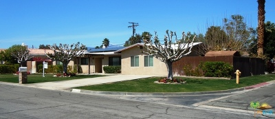 Palm Springs Single Family Home For Sale: 1900 East Del Lago Road