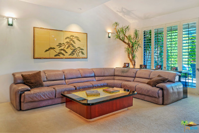 Palm Springs Condo/Townhouse For Sale: 1316 East Andreas Road