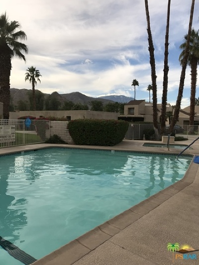 Rancho Mirage Condo/Townhouse For Sale: 71933 Eleanora Lane