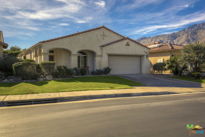 Palm Springs Single Family Home For Sale: 1311 Solana