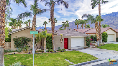 Palm Springs Single Family Home For Sale: 683 East Lily Street