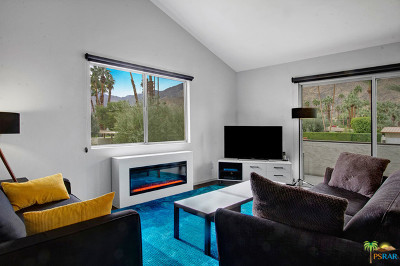 Palm Springs Condo/Townhouse For Sale: 1462 South Camino Real
