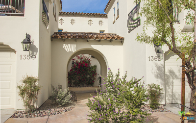 Palm Springs Condo/Townhouse For Sale: 1362 Yermo Drive