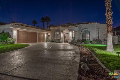 Palm Desert Single Family Home For Sale: 48151 Crestview Drive