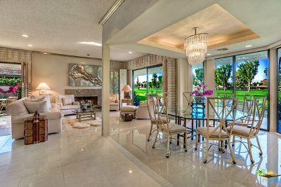Rancho Mirage Single Family Home For Sale: 52 Columbia Drive