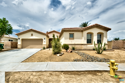Cathedral City Single Family Home For Sale: 30013 Muirfield Way