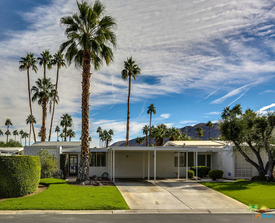 Palm Springs CA Condo/Townhouse Contingent: $349,500