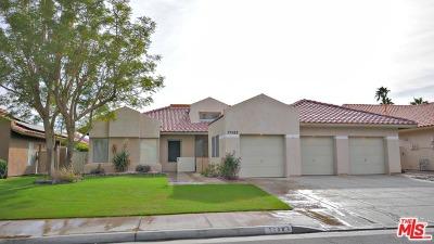 Palm Desert Single Family Home Sold: 77583 Carinda Court